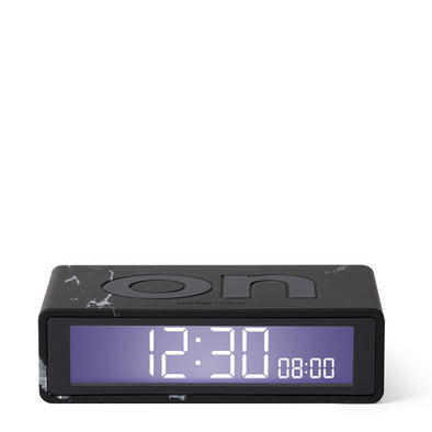 Travel Flip  Alarm Clock