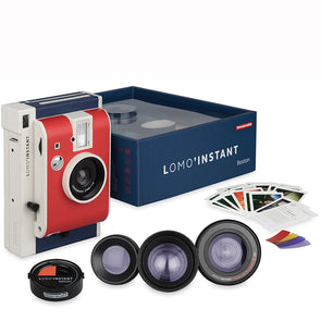 Lomo'Instant Boston Edition Camera