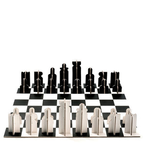 Noir et Blanc Chess Game