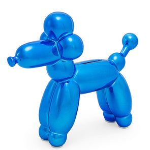 French Poodle Money Bank