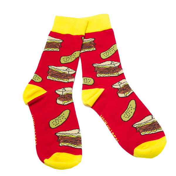 Canadian Food Socks