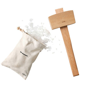 Ice Bag + Mallet