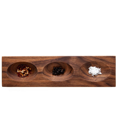 Three Scoop Tray