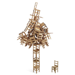 MoMA Las Sillas Chairs Stacking Game