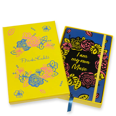Frida Kahlo Limited Edition Notebooks