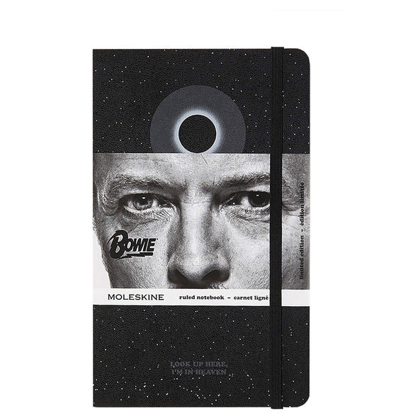 David Bowie Limited Edition Notebooks