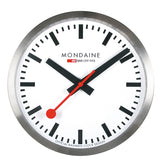 Mondaine Swiss Railways Stop 2 Go Clock