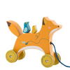 Le Voyage d'Olga Pull Along Toys