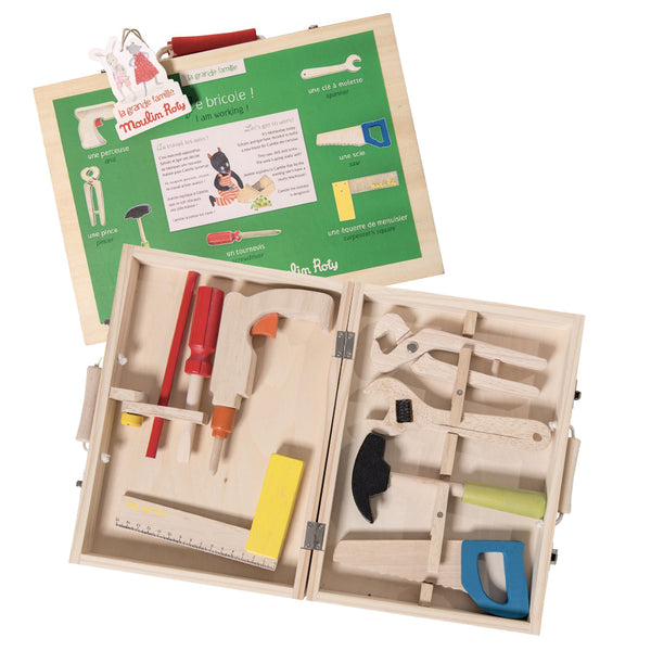 I Am Working Tool Set