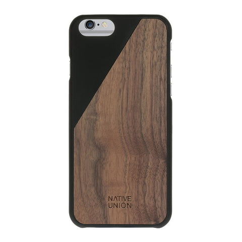 Clic Wooden iPhone Case | iPhone 7