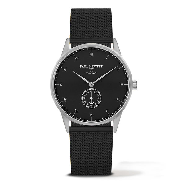 Paul Hewitt Watch Signature Line M1-S-B-SM