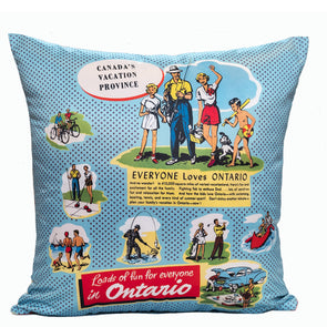 Canadian Eh! Pillow Collection
