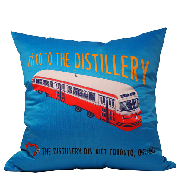 Distillery Pillow