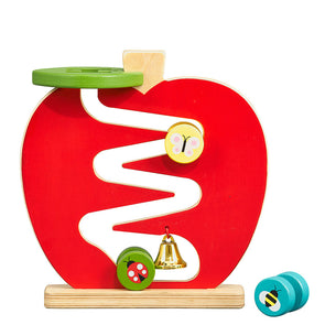 Apple Run Wooden Playset