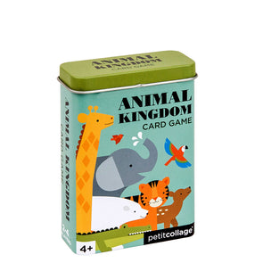 Animal Kingdom Card Game