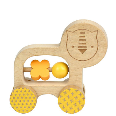Wooden Push Along Toys