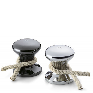 Hamburger Streuer Salt & Pepper Shakers