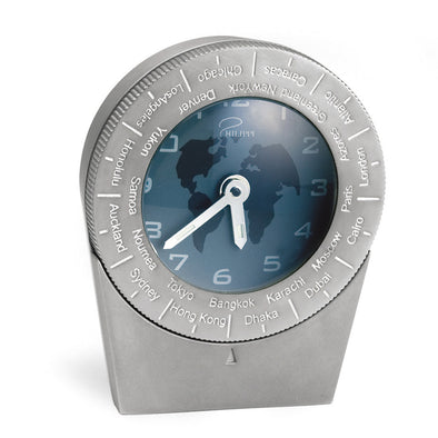 Phillipi Magellan World Time Clock