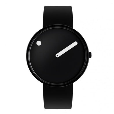 PICTO Watch 40mm Black on Black 3943361