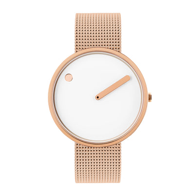 PICTO 40mm Watch | Mesh Band