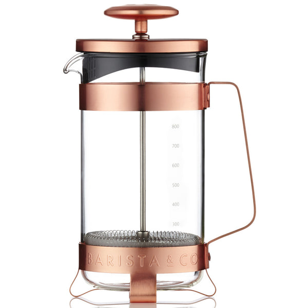Barista & Co French Press 8 cup copper BAR2003