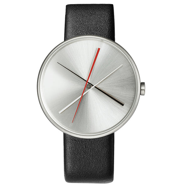 Projects Watches Crossover Watch Steel and Black