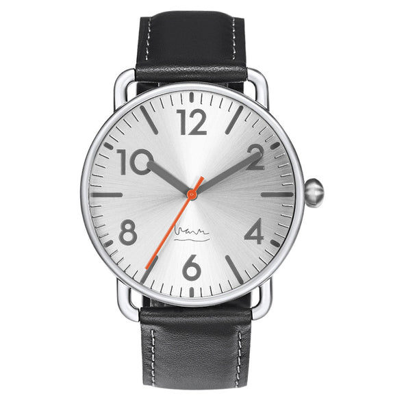Witherspoon Steel Watch