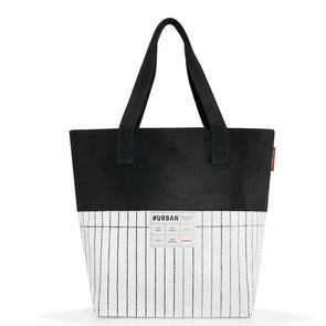 Reisenthel Urban Paris Tote Black and White