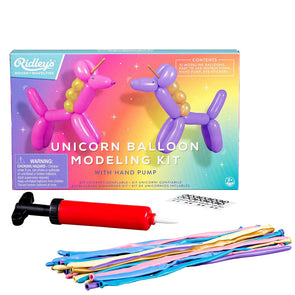 Unicorn Balloon Modeling Kit