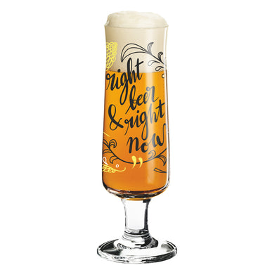 Beer Design Bierglas