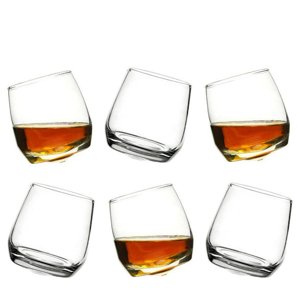 Bar Whiskey Glass Set