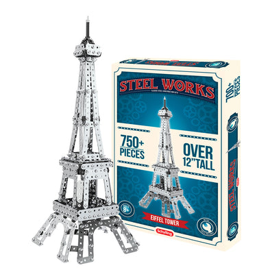 Steel Works Construction Sets