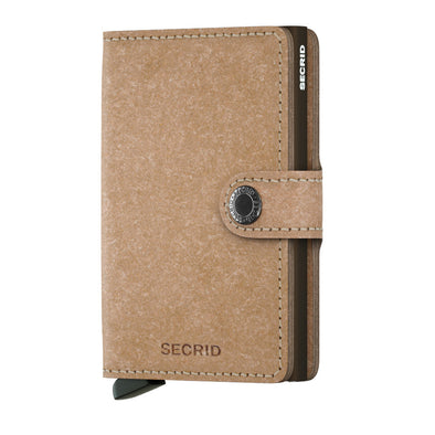 Secrid Miniwallet Recycle Natural