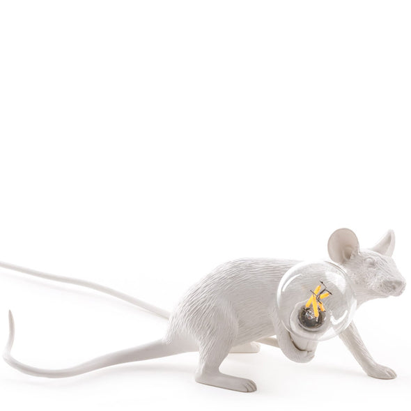Seletti Mouse Lamp Lie Down 14886