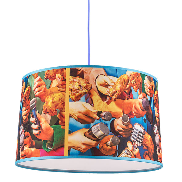 Seletti wears TOILETPAPER Lampshades