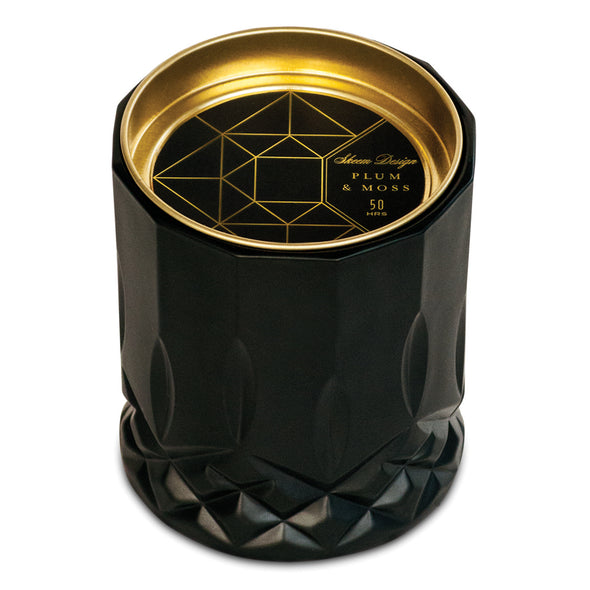 Skeem Design Axiom Black Candle Plum & Moss
