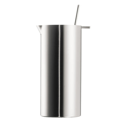 Stelton Cylinda-line Martini Mixer and Spoon 020-1