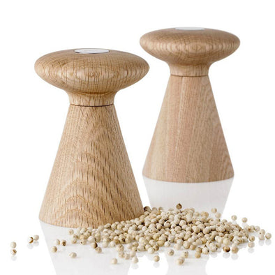 Forest Salt & Pepper Mills