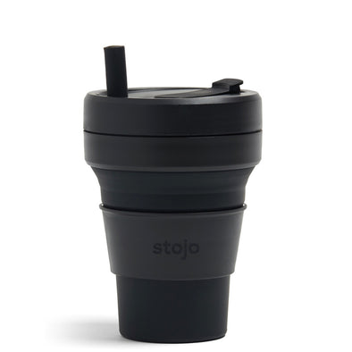 Stojo Collapsible Cup | Ink