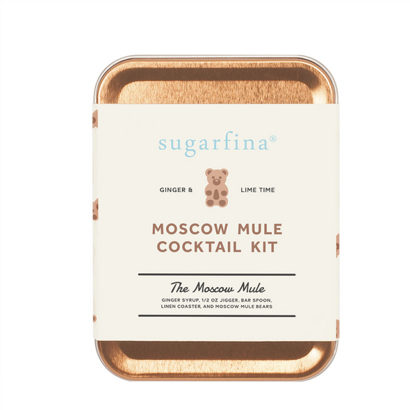 Sugarfina Moscow Mule Cocktail Kit MASCARRYKITSMM