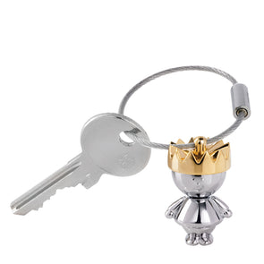 Little King & Little Queen Key Ring