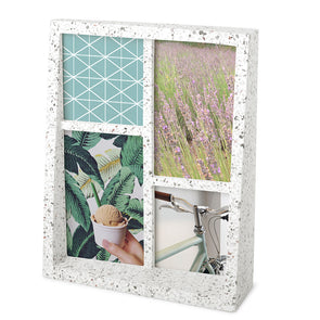 Edge Photo Display | Terrazzo