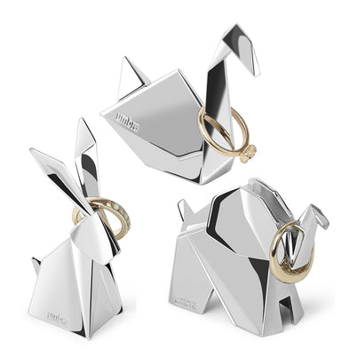 Origami Ring Holders | Set of 3
