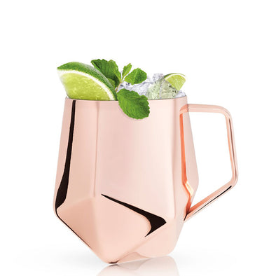 Viski Faceted Moscow Mule 6270