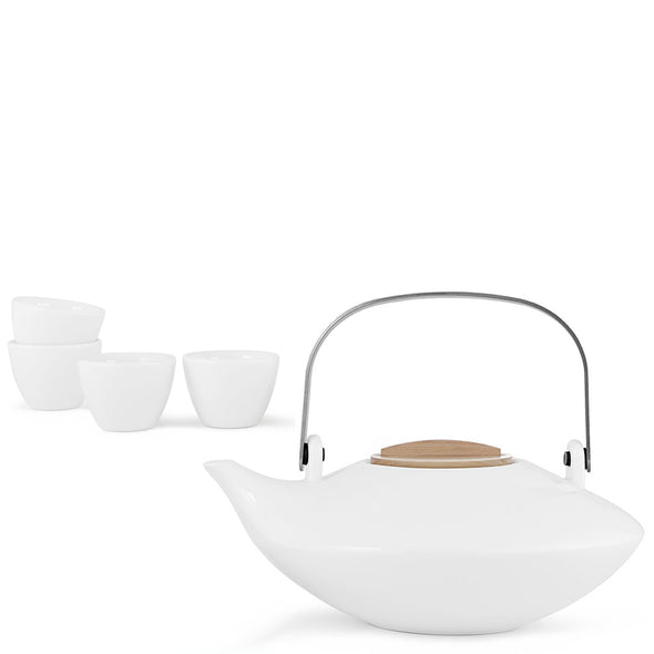 Pure Tea Set