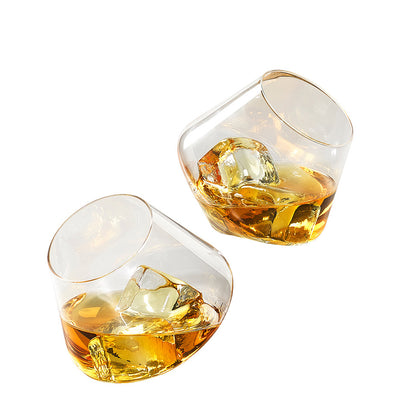Rock & Roll Whiskey Glasses