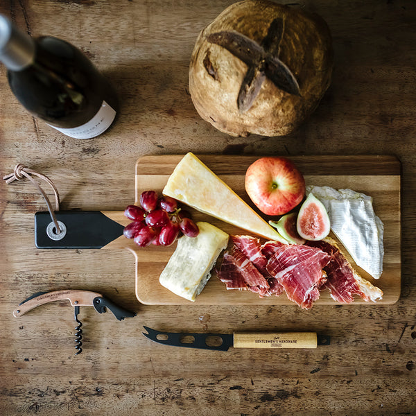 Cheese and Wine Serving Board Set