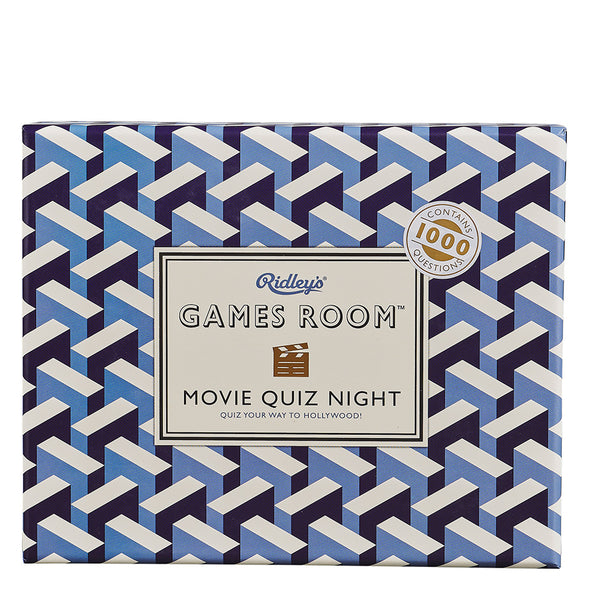 Movie Quiz Night