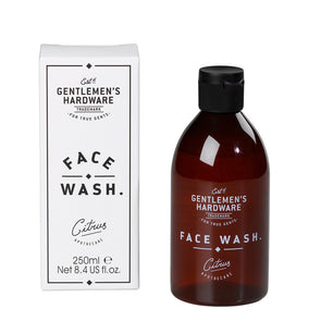 Gentlemen's Hardware Face Wash AGEN076