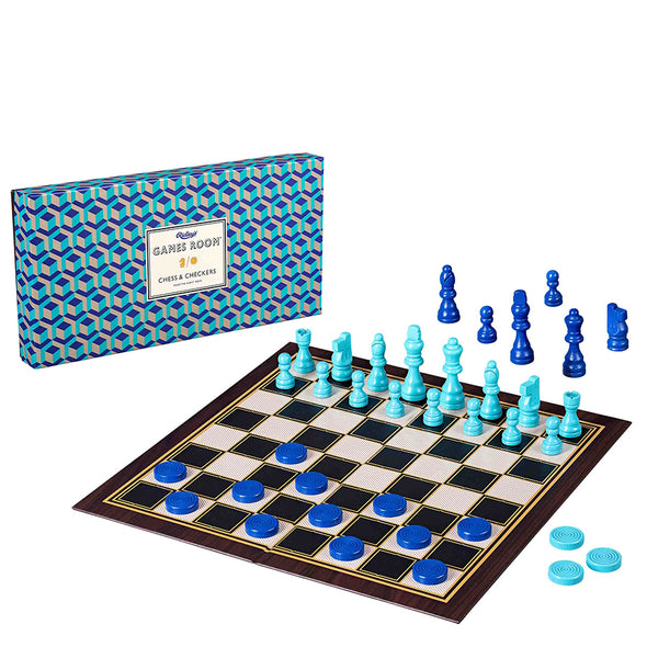 Ridley's Game Room Chess & Checkers AGAM082